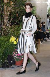 Jamei Chen 2021春夏Collection 發表。(記者邱榮吉/攝影)