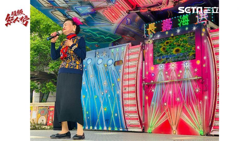 《紅人榜》史無前例長壽海選 許常德發起銀髮族的圓夢舞台