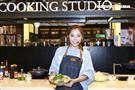 阿弟老婆Mei新書料理分享會。(圖/記者楊澍攝影)