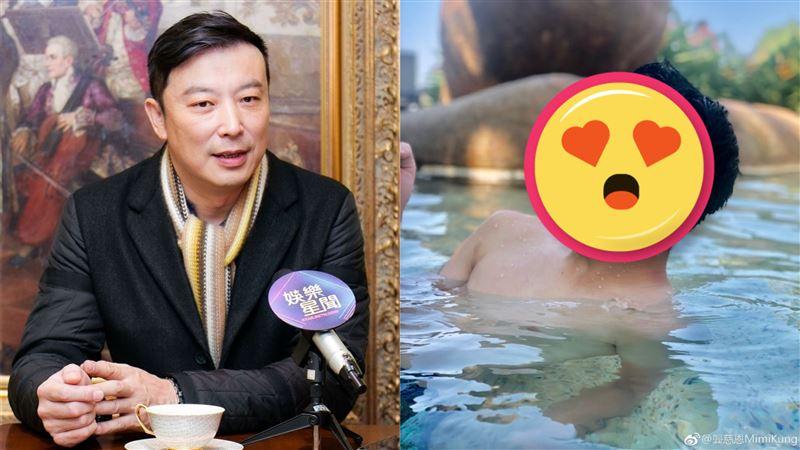 《花系列》男星帥兒曝 網:最強鮮肉