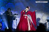 50歲玉女歌手周思潔舉辦《傻傻的花。有夢就去追》音樂會。(圖/記者楊澍攝影)