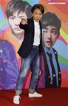 「揭大歡喜」演員曹蘭。(記者邱榮吉/攝影)
