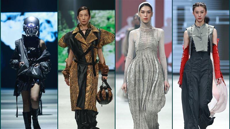 讓學生登上國際 臺北時裝週4校展演