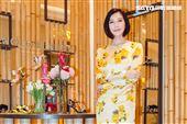 名媛錢德月與董若彤母女三立新聞網專訪。(圖/記者楊澍攝影)
