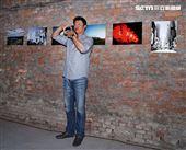 Wang's Life王建民攝影展將於3月底在台南、台北展出。(記者邱榮吉/攝影)