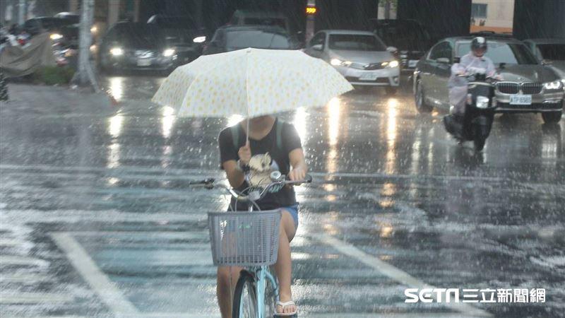 本周雨沒完沒了 這2天雨勢恐變大
