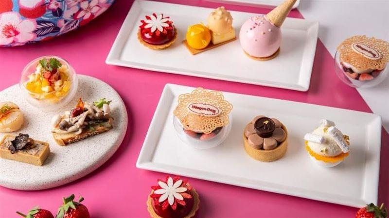 攜手名廚!結合知名冰淇淋品牌 餐飲業創意甜點重磅推出 | 生活 | 三立