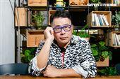 林國基老師三立新聞網專訪。(圖/記者楊澍攝影)
