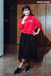 民歌46高峰會施孝榮與陳艾湄三立新聞網專訪。(圖/記者楊澍攝影)