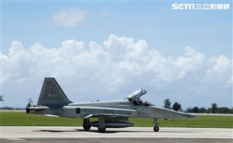 F-5E停飛特檢 空軍曝復飛時間點