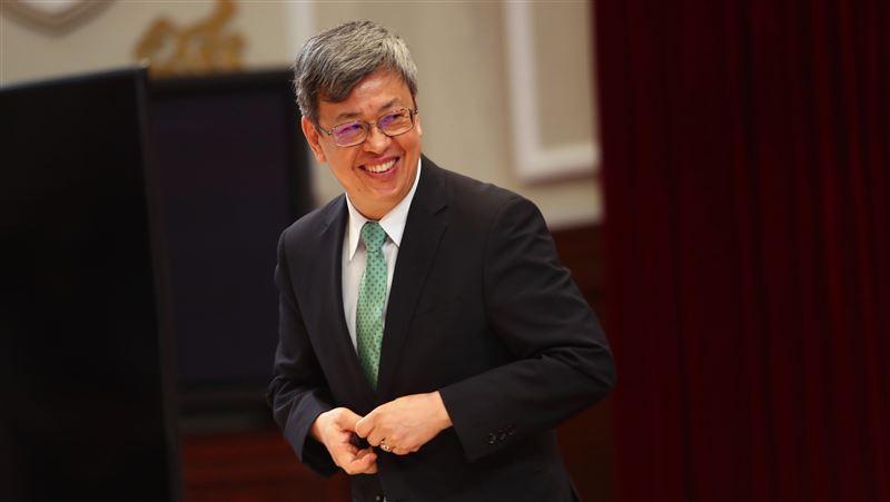 陳建仁指全球新冠肺炎5大挑戰 沒一國可獨自抗疫