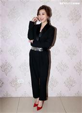 王樂妍投資開美容SPA店嘉賓方馨前往祝賀。(記者邱榮吉/攝影)