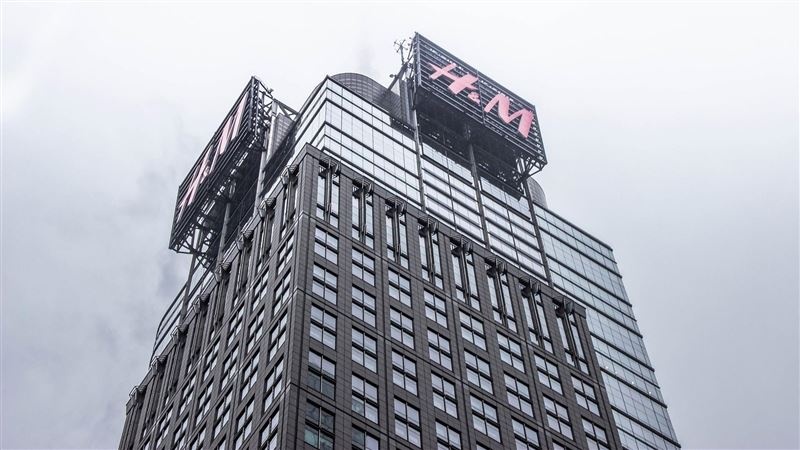 H&M拒新疆棉遭大陸封殺 總部回應