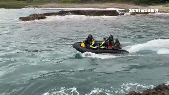 潘穎諄失聯逾72小時 偵搜艇下水