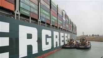 長賜號卡7天 這港口要塞到6月