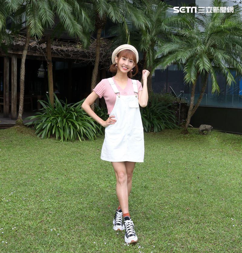粿粿三立新聞網專訪。(記者邱榮吉/攝影)