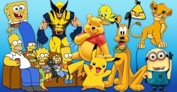 卡通人物為何幾乎是黃色?原因竟是這