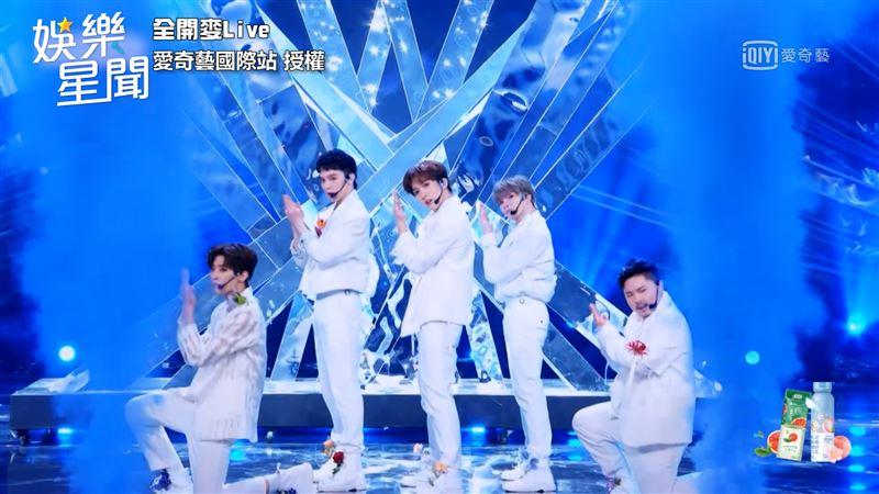 小組PK賽!劉隽重現EXO經典舞步