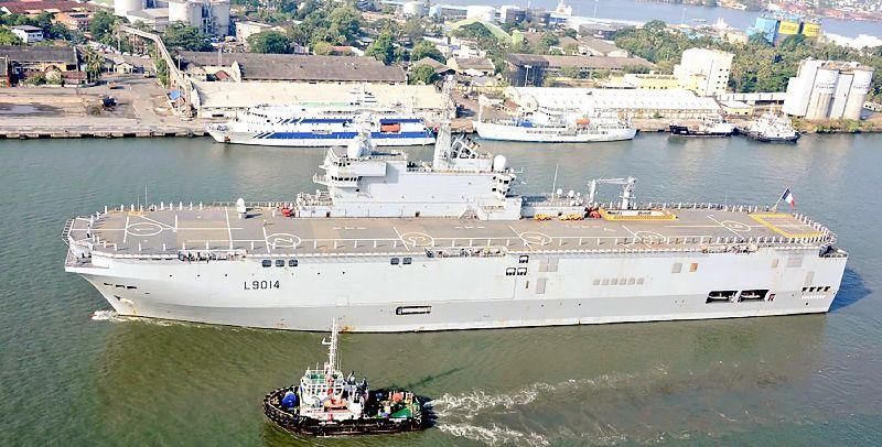 美日法11日起聯合軍演 法國軍艦進九州佐世保港