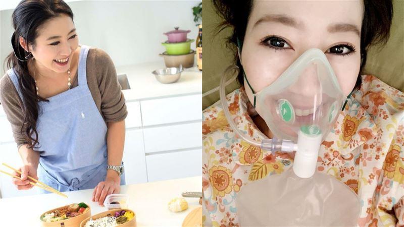美女廚神肺癌轉移腦部逝 享年35歲