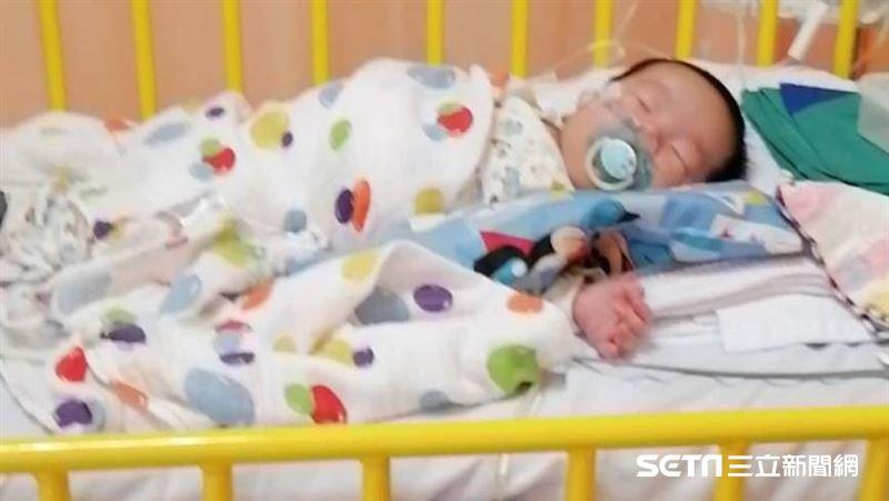 跨海求生/癌症找上6週大兒 母吐心願:健康長大真的很難   生活   三