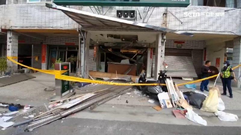 飲料店氣爆「整條街炸醒」!6幢房玻璃碎滿地 幸無人受傷 | 社會 | 三