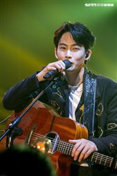 張庭瑚個人首場演唱會李國毅、荒山亮擔任嘉賓出席。(圖/記者楊澍攝影)