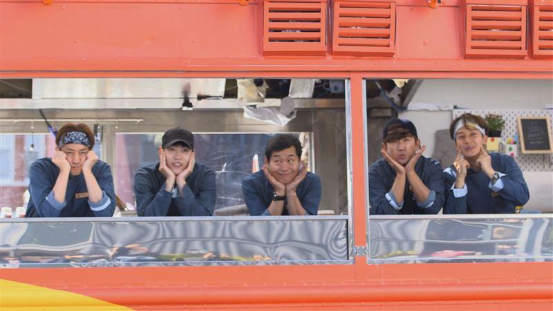 韓國阿基師跑到美國 開餐車征服老外