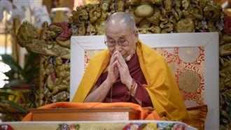 達賴喇嘛為台祈福 小英:願撫慰傷痛