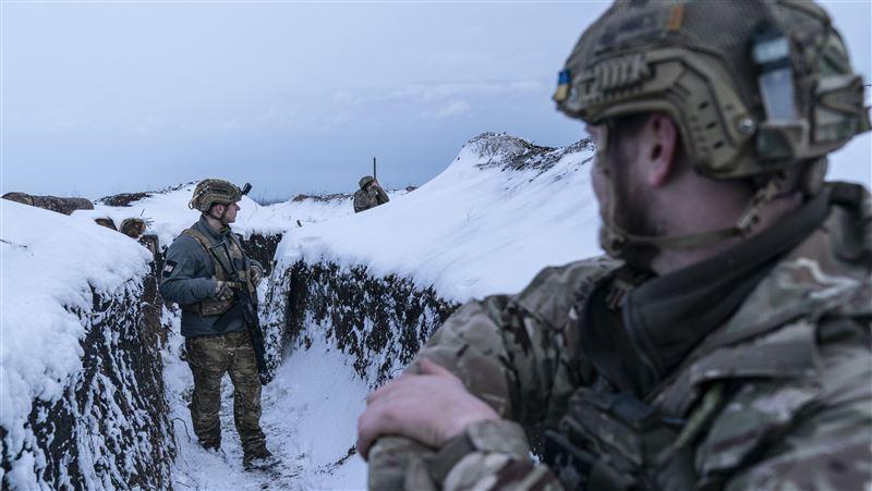 俄軍陳兵邊境 烏克蘭急入北約無著落