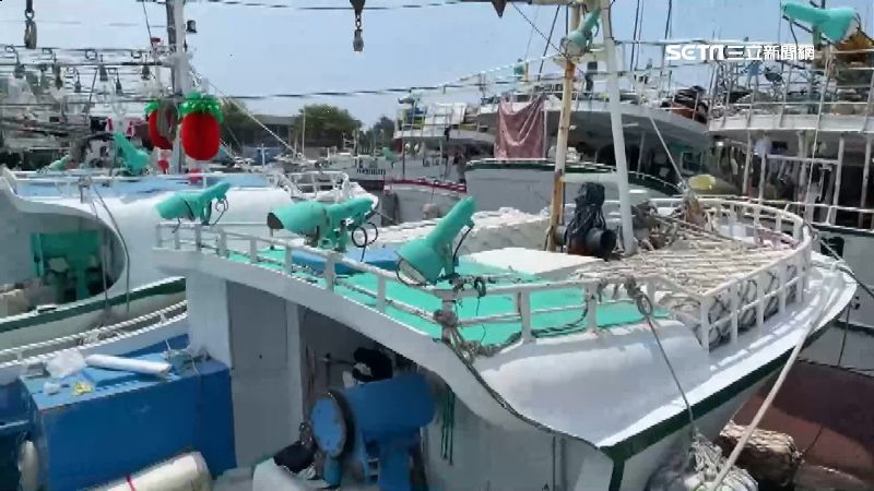 移工檢疫+漁船排隊維修 漁民叫苦連天!憂來不及抓黑鮪魚