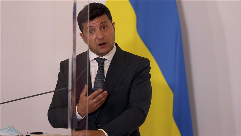 東部邊界衝突升高 烏克蘭總統視察前線「鼓舞軍隊士氣」