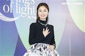 林心如出席2021頂級珠寶暨腕錶展「Wings of Light 光之羽翼」鑑賞會。(圖/記者楊澍攝影)