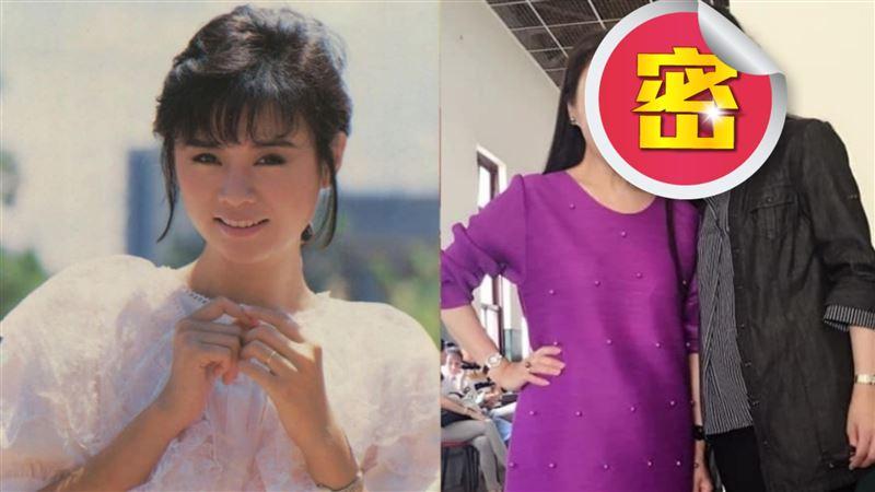 消失27年 玉女歌手李碧華近況照曝