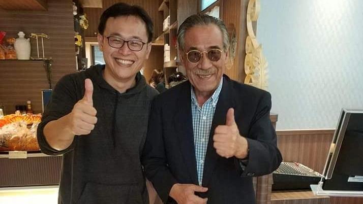 我愛紅娘始祖田文仲 79歲近況曝光