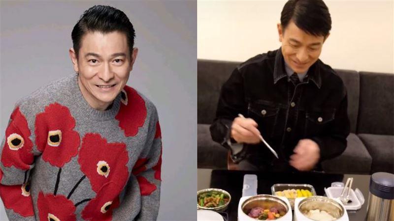 劉德華曬男神菜單 59歲凍齡秘方曝