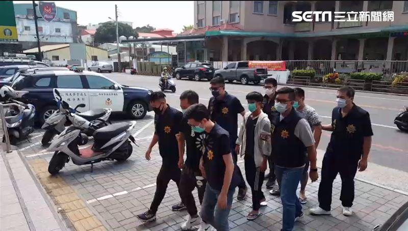 高雄仁武槍擊案 42歲嫌落網遭聲押