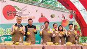 產地嘗鮮正著時 臺南國際芒果節