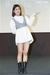 《用九柑仔店》改編為舞台劇,林牧昕(這群人 木星)出席記者會。(圖/記者楊澍攝影)