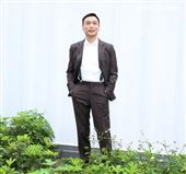 「三隻小豬」李天柱三立新聞網專訪。(記者邱榮吉/攝影)