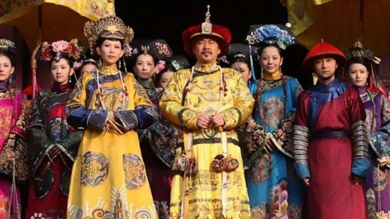 劉亦菲為何不拍清宮劇?網:皇上害的