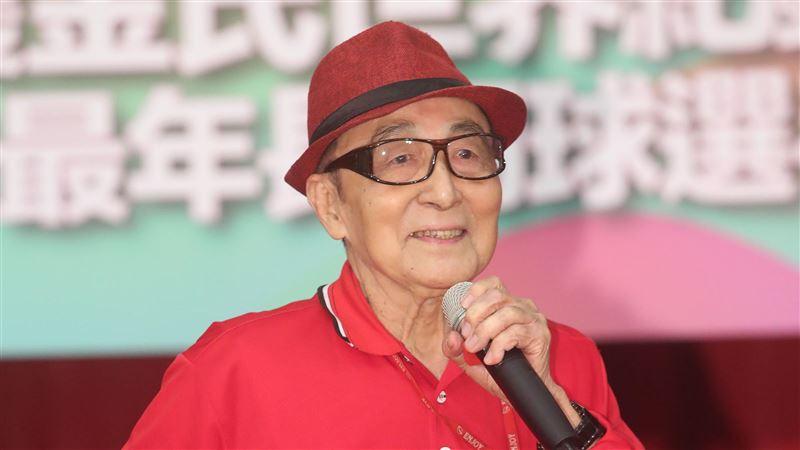 98歲不老球王林友茂 獲金氏世界紀錄認證