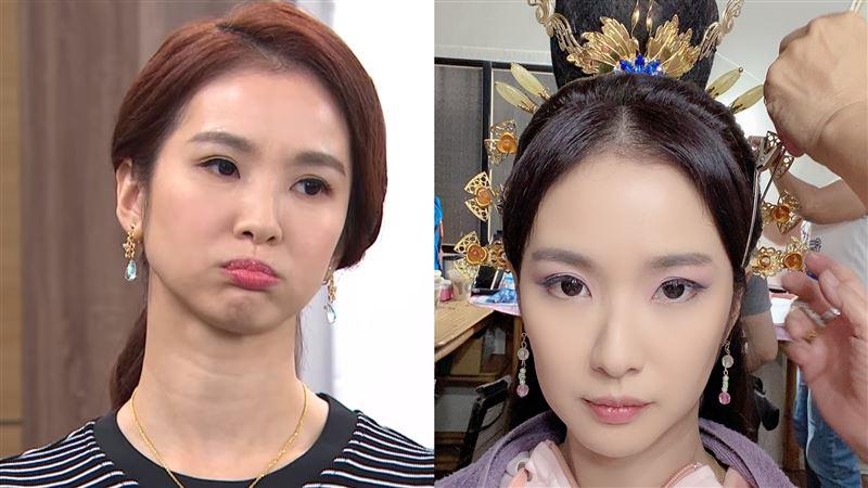陳小菁回歸《戲說》!絕美古裝曝光「狂練眼神殺」萬人按讚