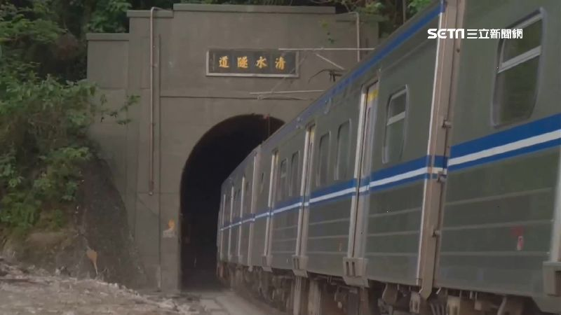 清水隧道東正線通車 林佳龍搭乘視察