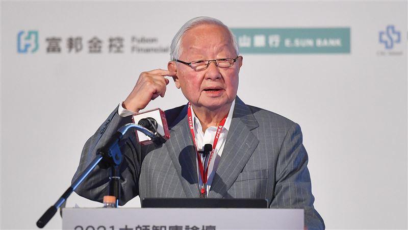 張忠謀:中國落後5年以上 不是對手