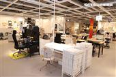 IKEA宜家家居内湖店即將開幕,獨有的特色結合大台北地區小坪數居家空間的展示間需求,展間超好逛服務更完善、設計更環保、親子專屬空間。(記者邱榮吉/攝影)