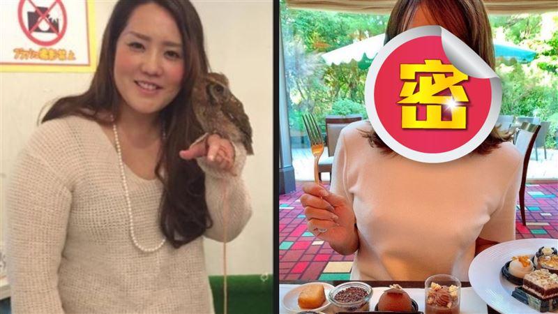 被尪嫌胖她狠甩40公斤 辣照曝光