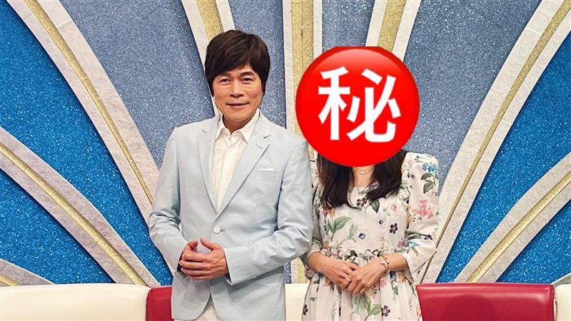 洪榮宏合體嬌妻上節目 超甜互動閃爆