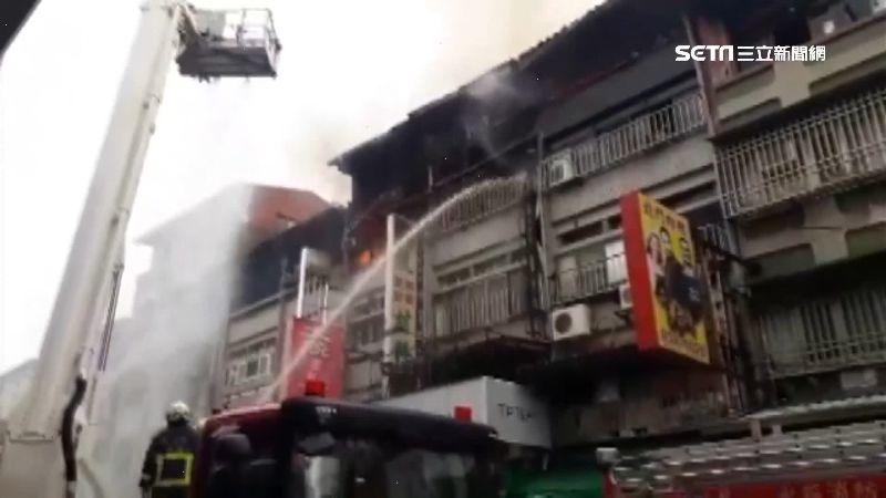 火燒6棟樓!服飾店遭判賠41.9萬