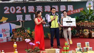 鳳梨產地價格好 外銷上萬噸成績亮眼